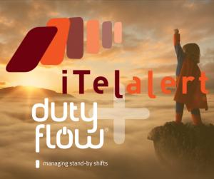 iTel Alert met de planning power van DutyFlow