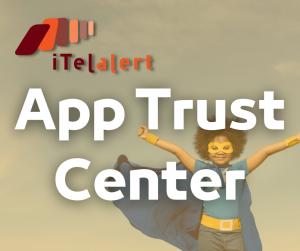 App trust center bereikbaarheid oproepdienst crisis bhv app