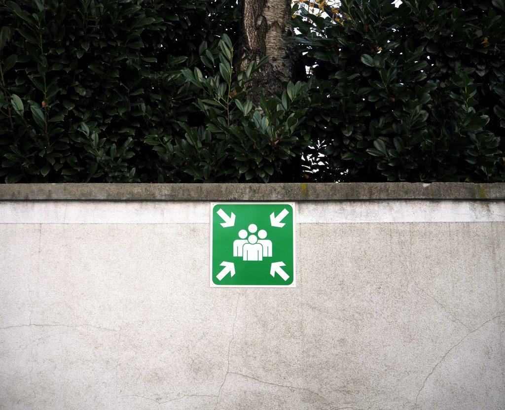 Ontruiming Evacuatie alarm app alarmering