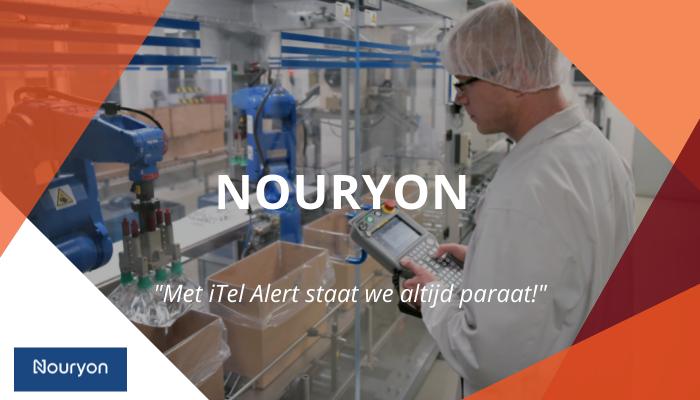 Nouryon gebruikt iTel Alert voor hun BHV en ontruiming organisatie